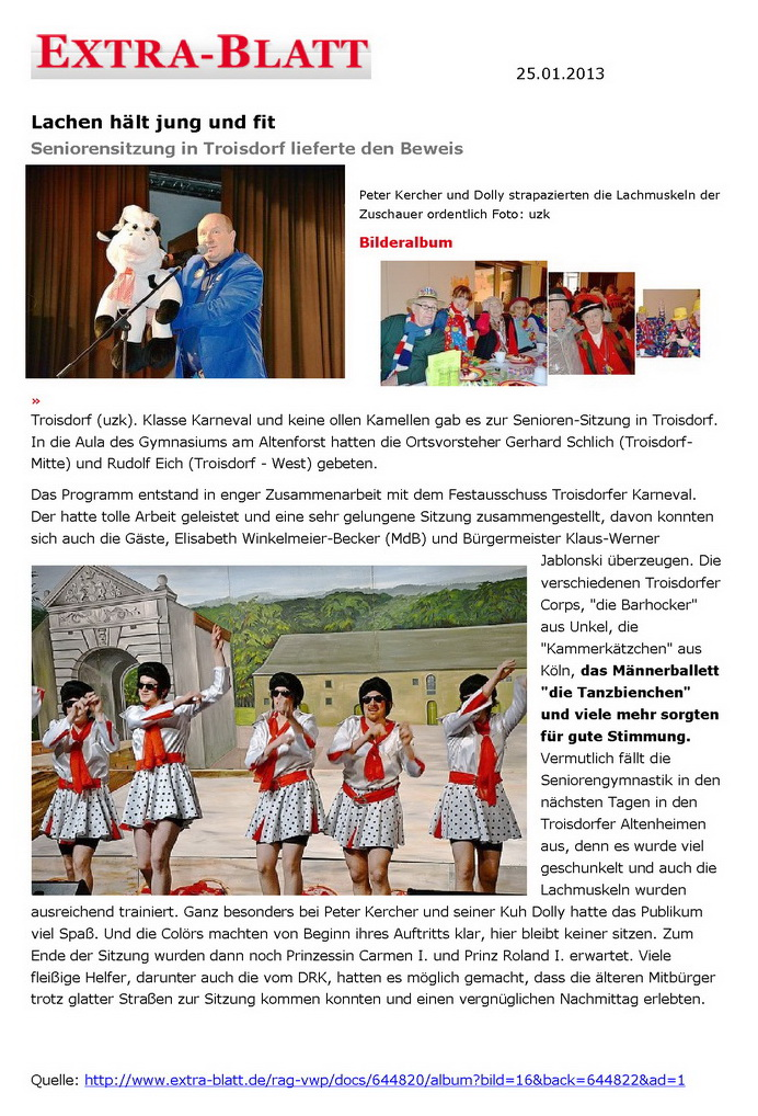 2013-01-25 Extrablatt