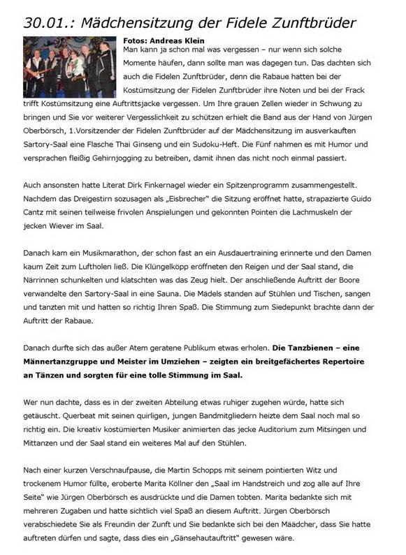 2013-01-30 Fidele Junge