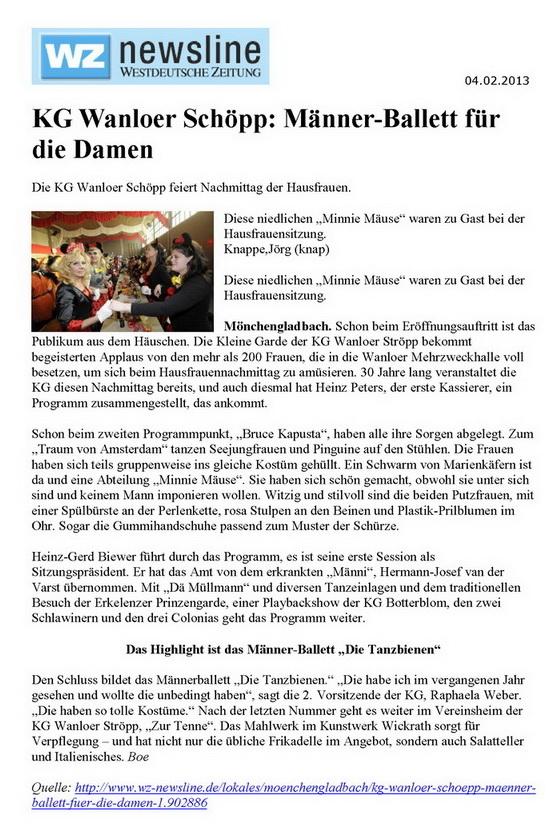 2013-02-04 Wanloer Schroepp