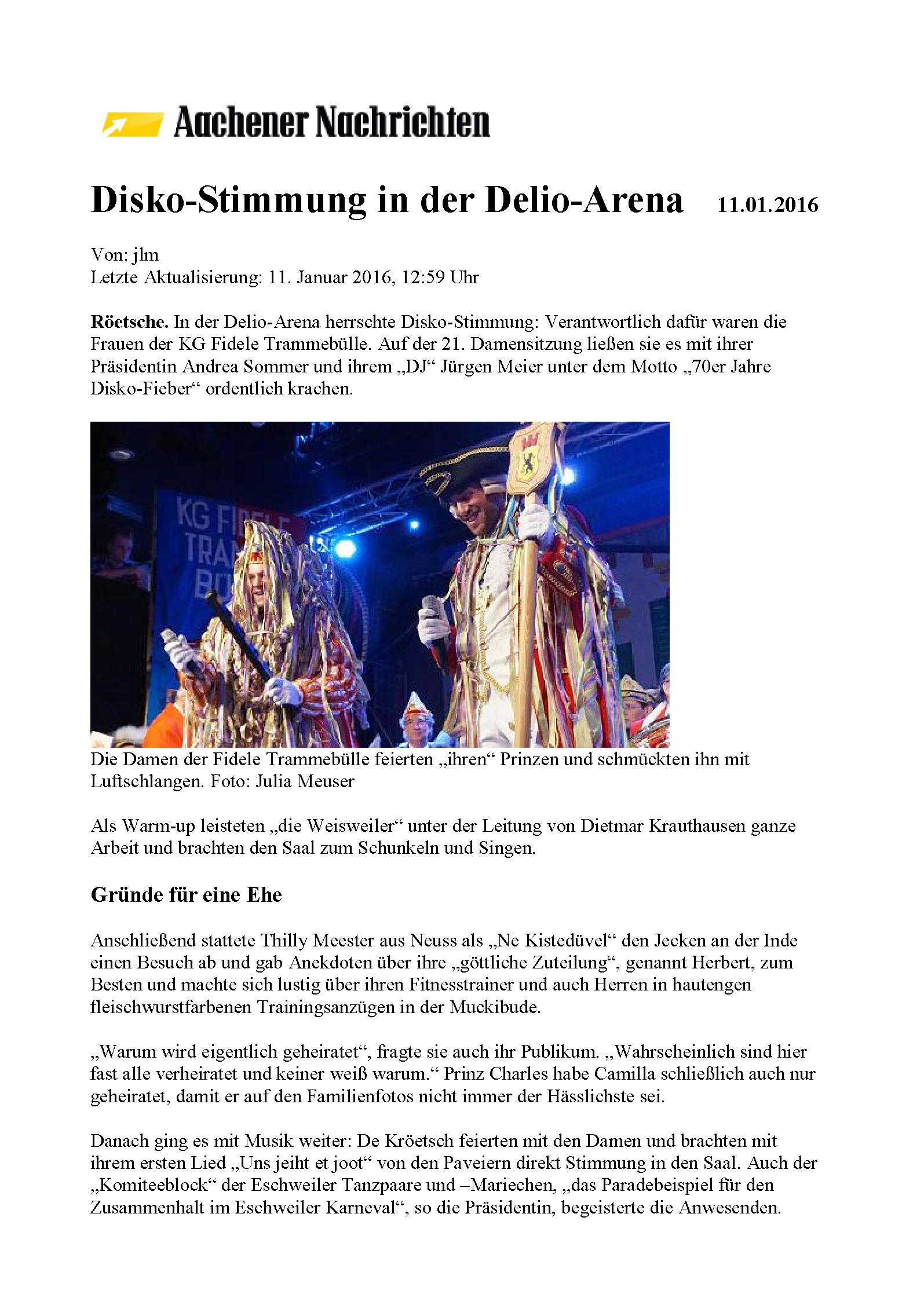Kopie von 2016-11-11 Aachener Zeitung1